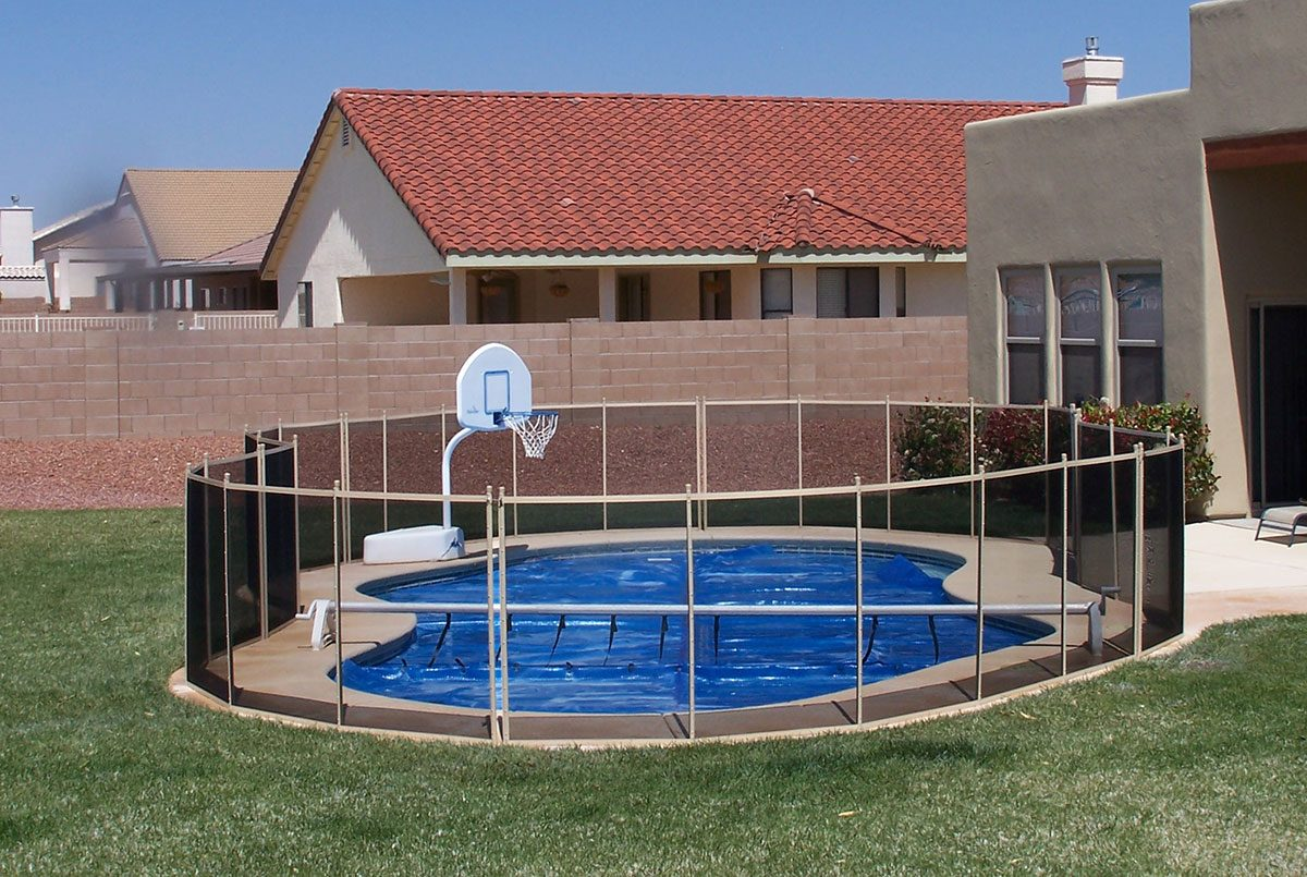 Photos Of Pool Fences From Tucson Homes Protect A Child